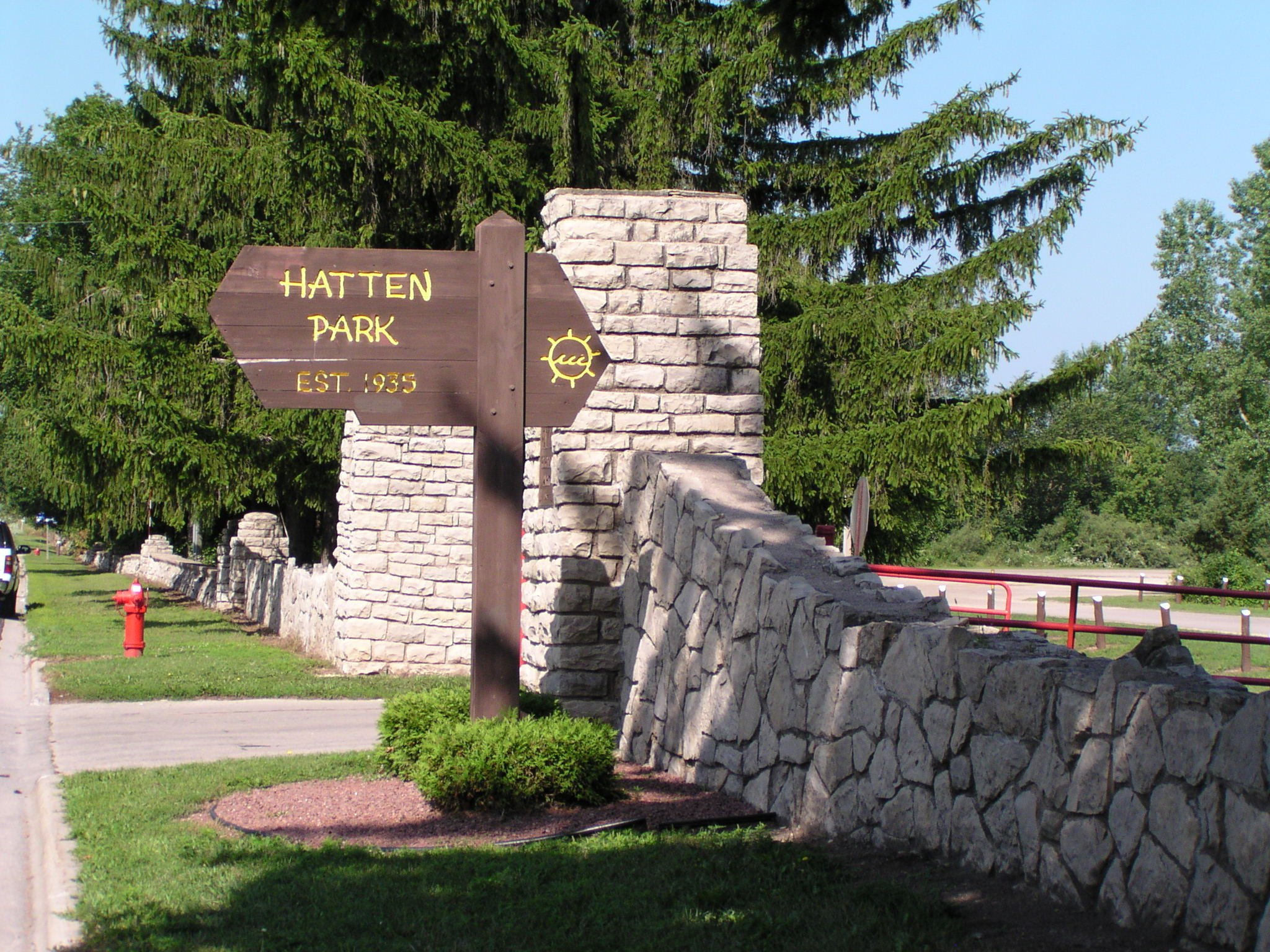 Hatten Park